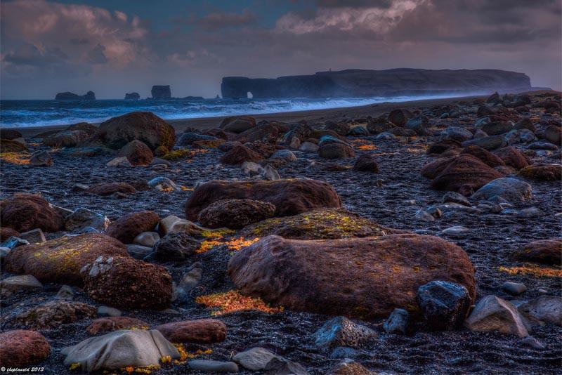 iceland photos vic shores