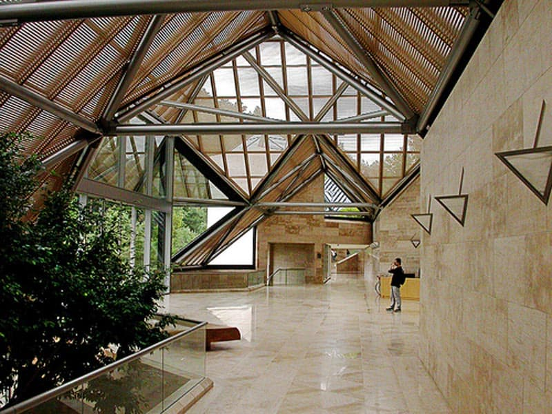 im pei structure in japan Mihoko Koyama