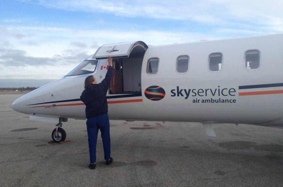 medical evacuation air ambulance travel insurance