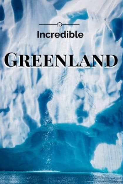 greenland pinterest
