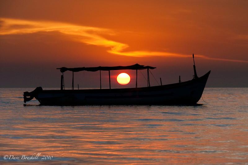 india photo story sunset