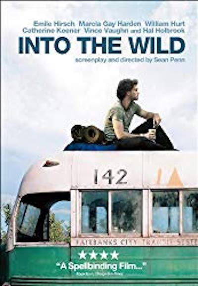 road trip movies | into the wild