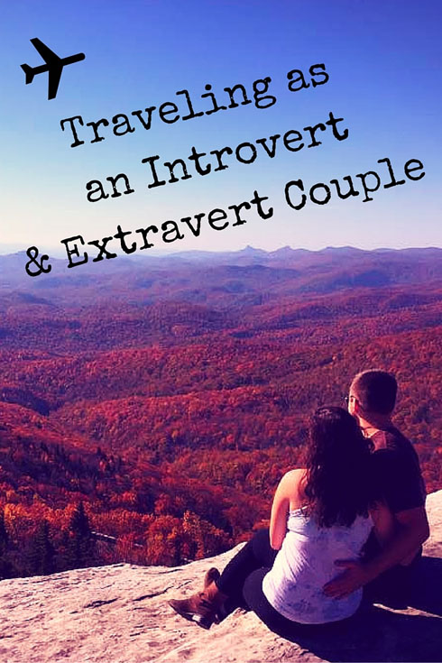introvert extrovert couple pin