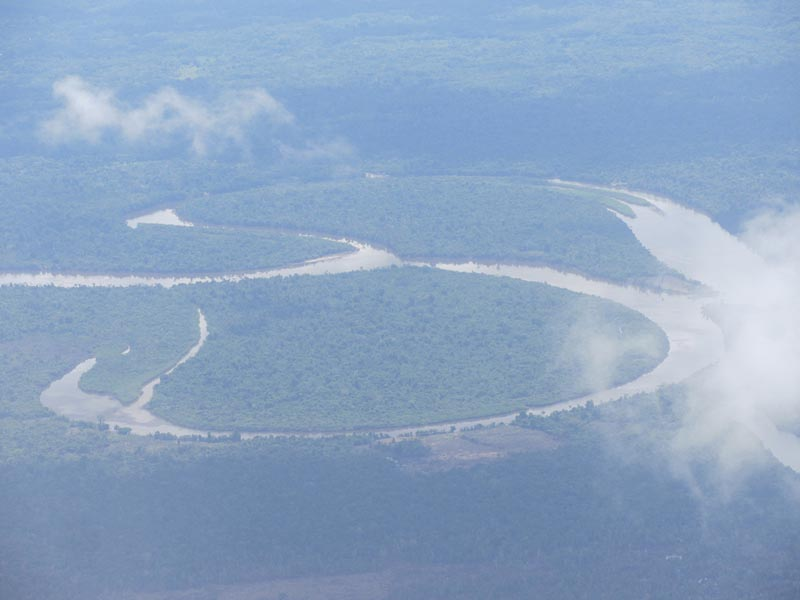 things to do in the amazon flight