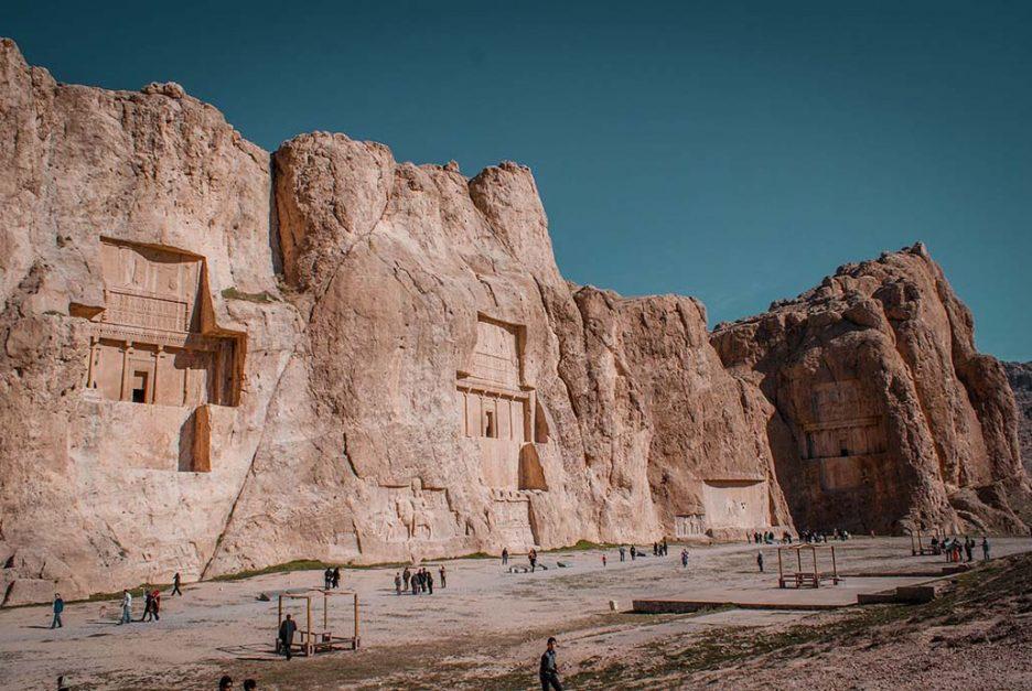 travel in iran | necropolis shiraz