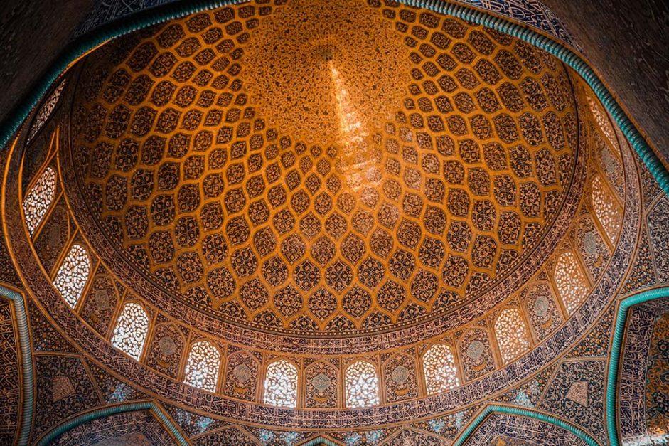 iran trip | sheikh lotfollah esfahan