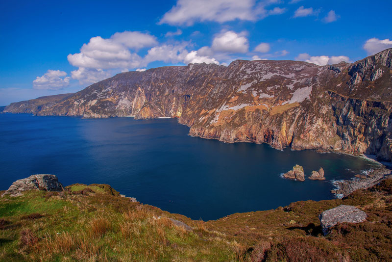 slieve league ireland images