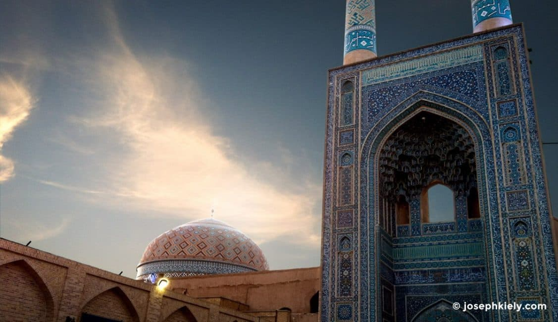 is it safe to visit Iran?