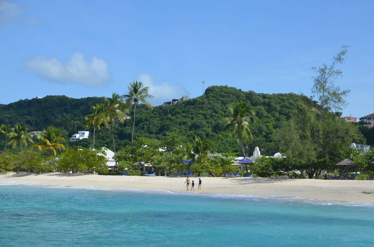 things to do in grenada beaches