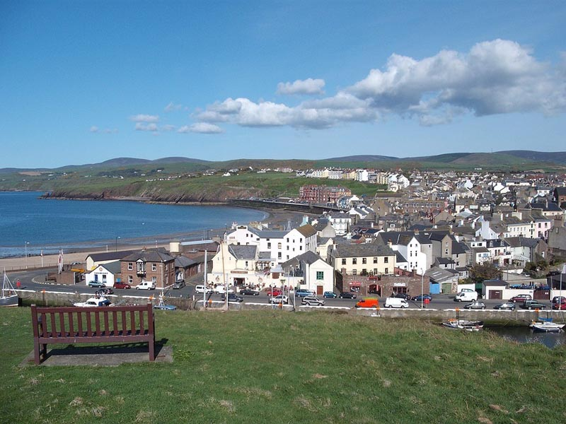 isle of man village