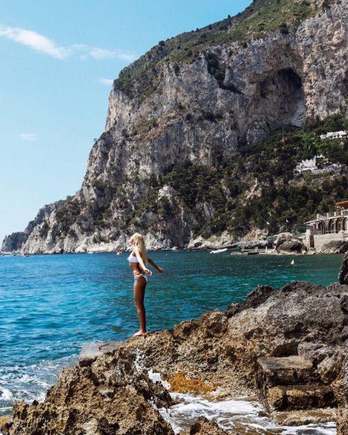 coastal towns italy capri