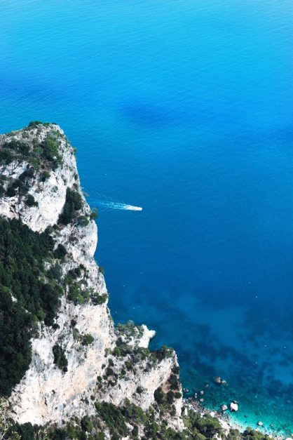 italian beach holidays capri