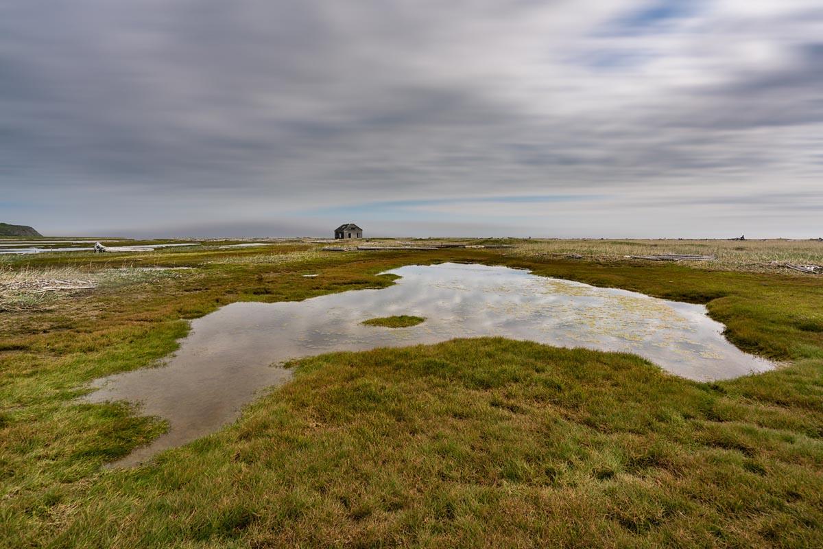 hershel island canada