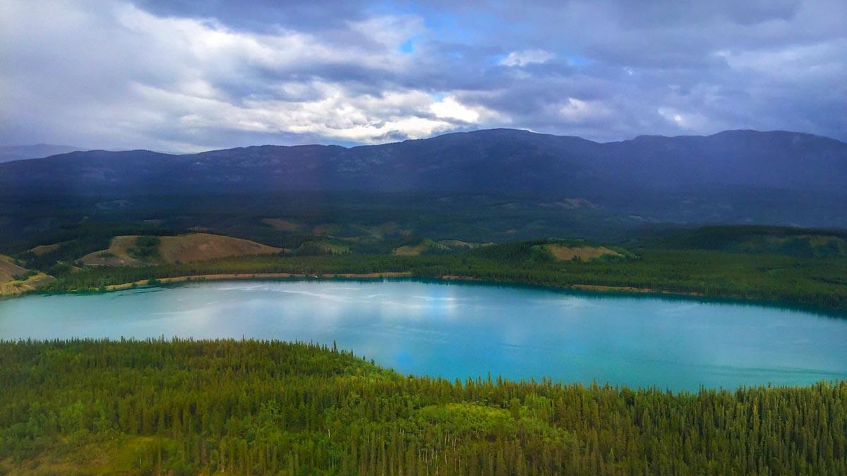 prstine ivavik national park canada