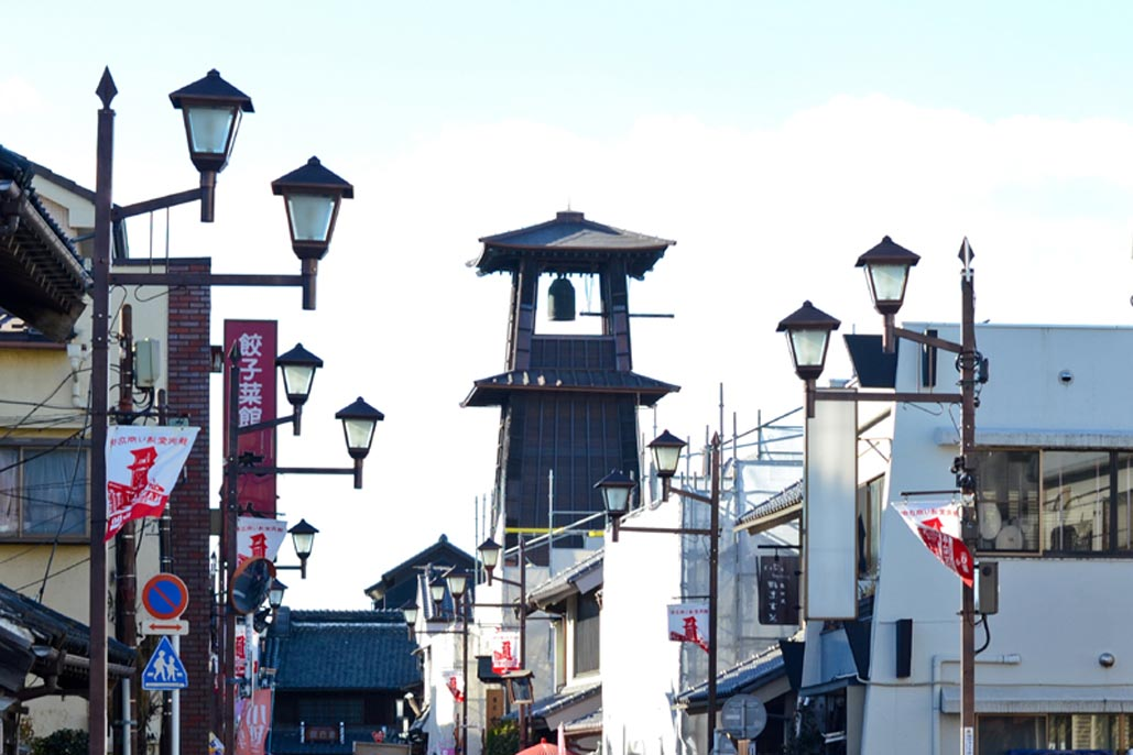 new year traditions japan bell tower