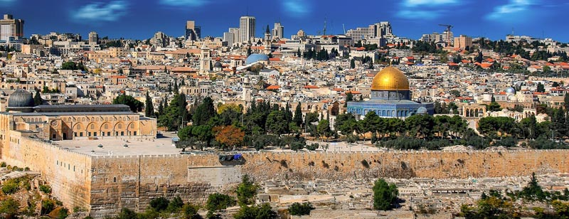 Jerusalem for Shabbat- A Weekend with the Family