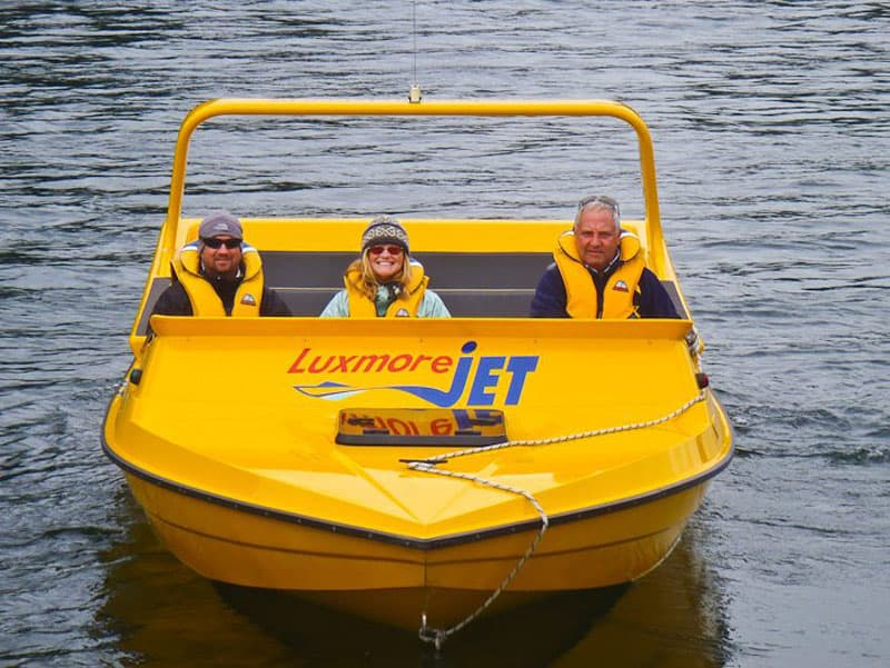 New Zealand what to do Jetboat tours