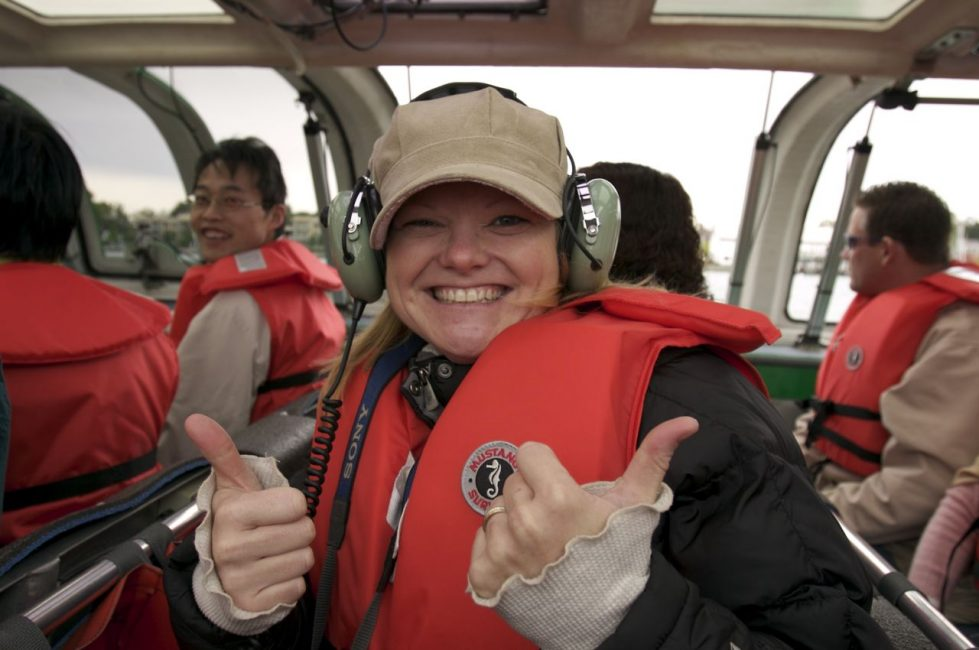 The Niagara Falls Jet Boat Tour