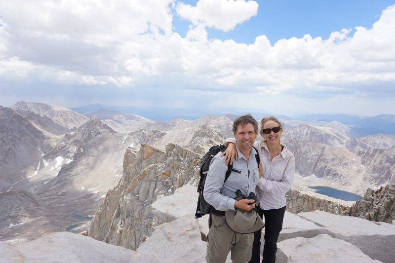 how to hike the john muir trail california