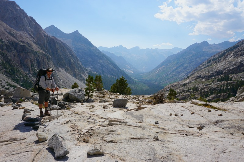 john muir trail pictures scenery