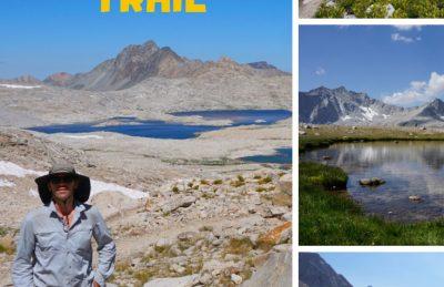 how to hike the John Muir Trail in California