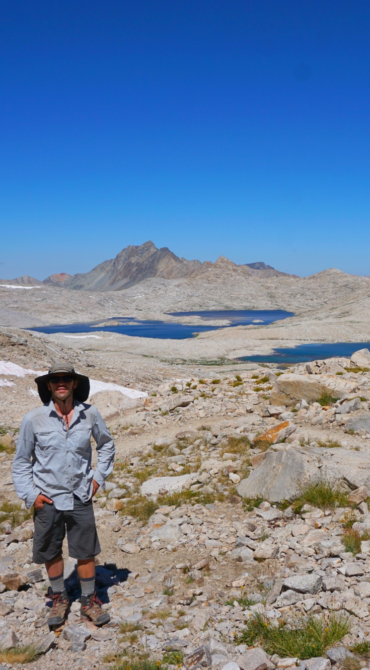 hiking john muir trail packing list