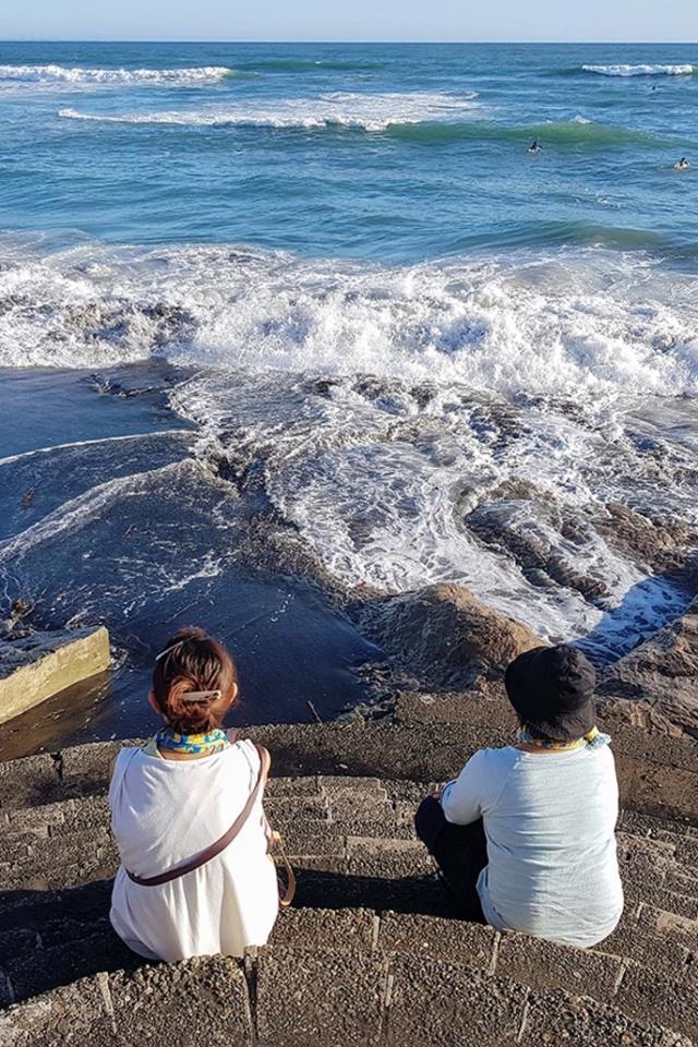 ocean view kamakura