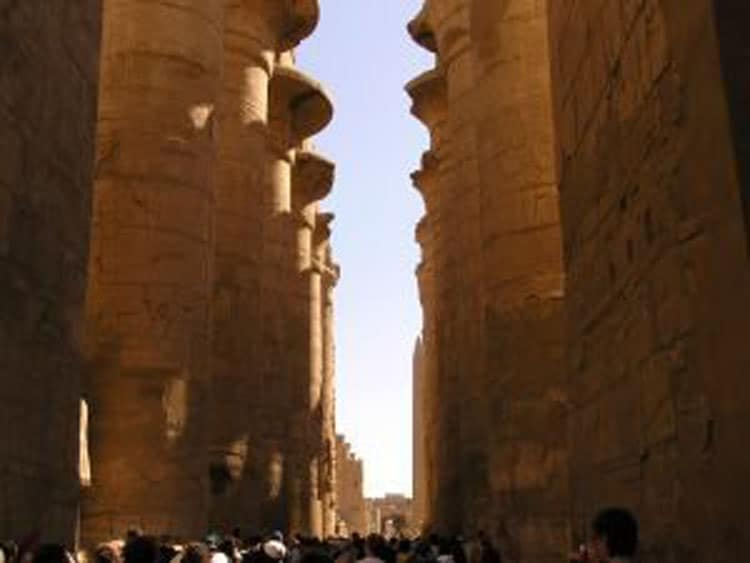 places to visit in egypt karnak temple