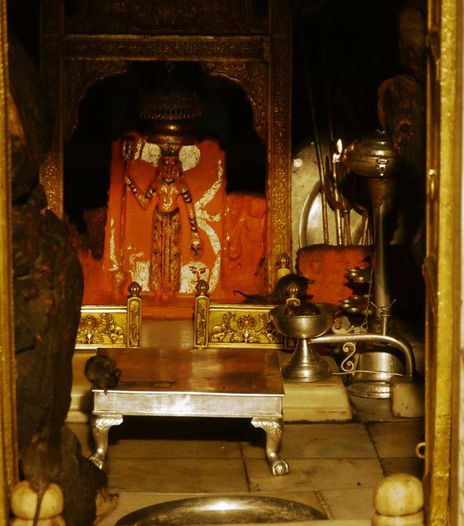 karni mata temple goddess