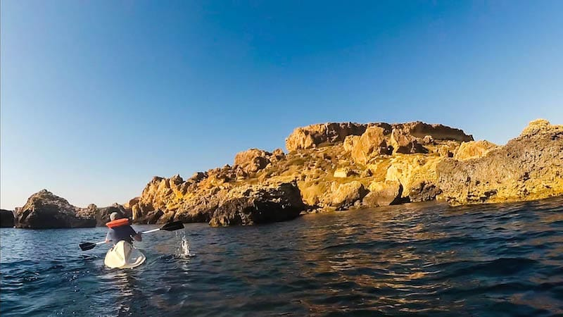malta things to do | watersports