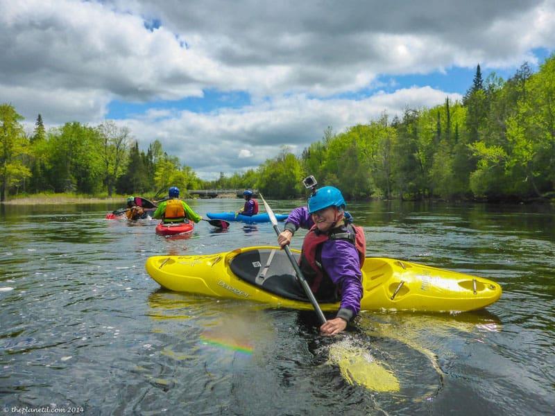 kayaking course deb