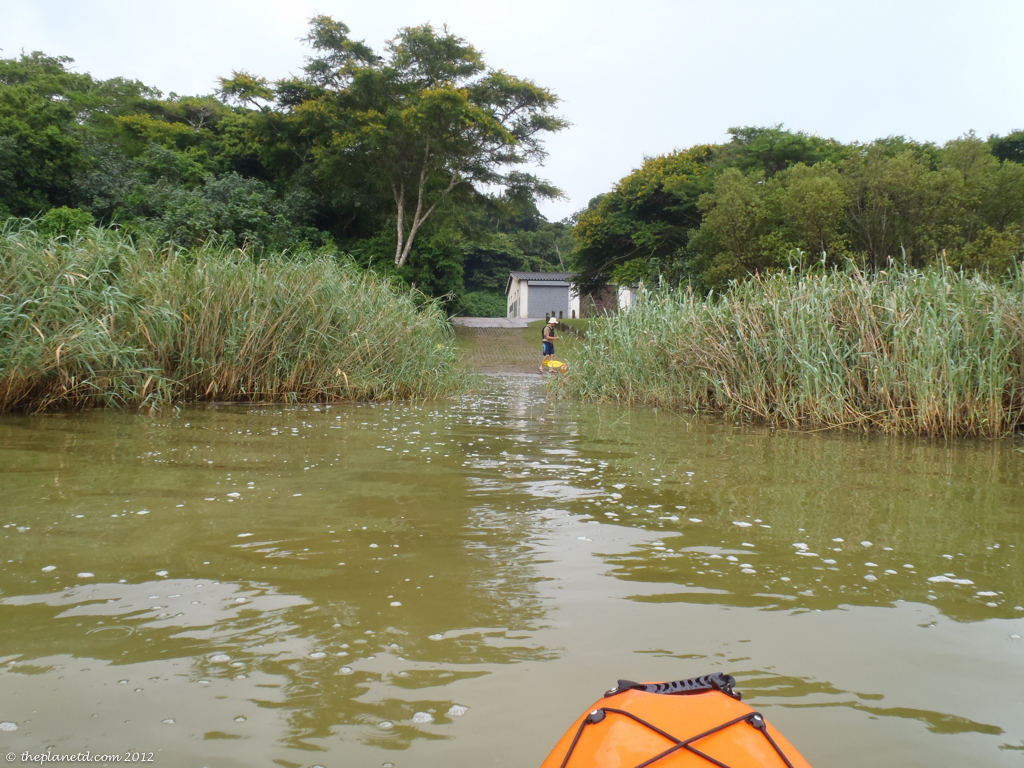 kayak safari