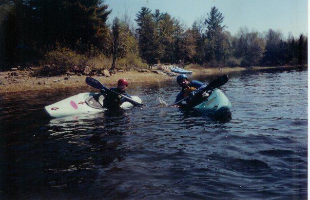 kayaking ontario