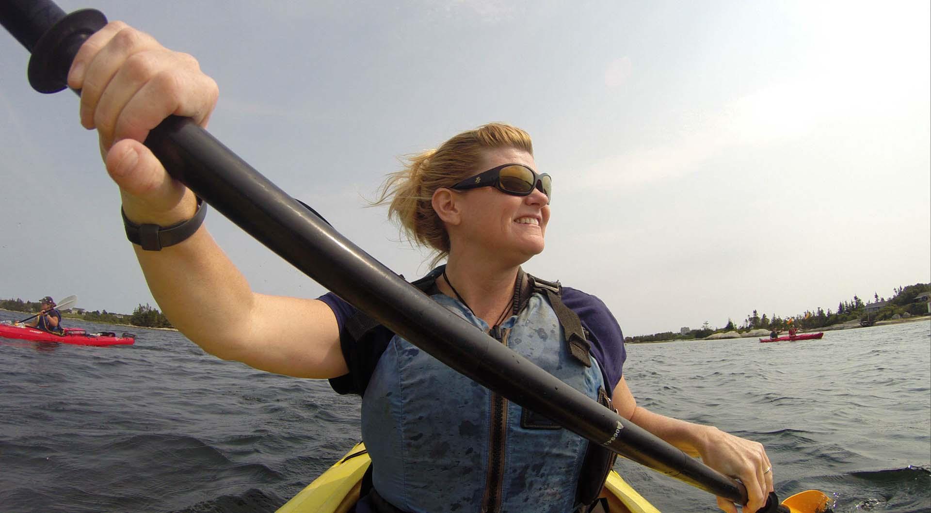 nova scotia kayaking south shore