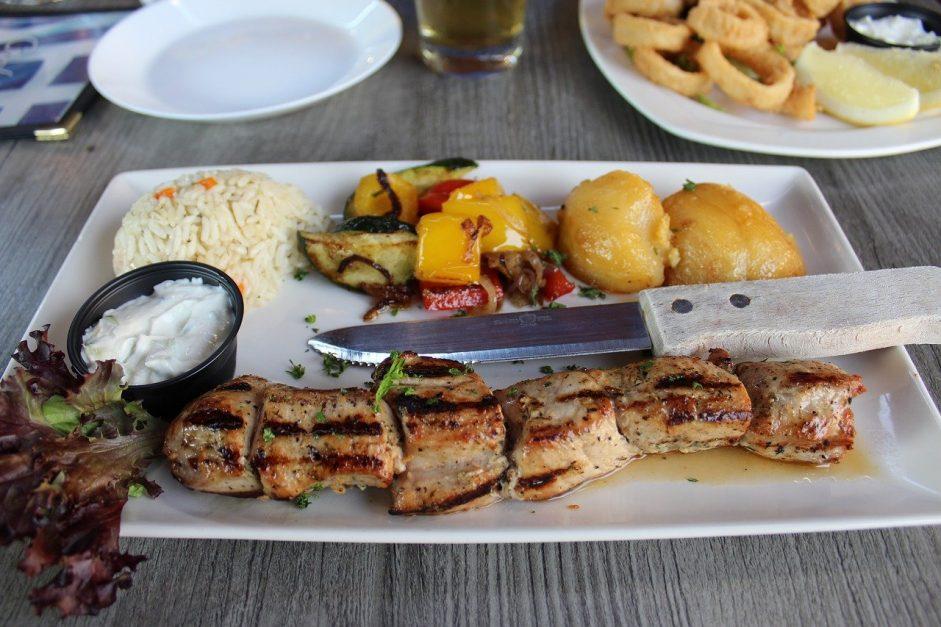 greek kebabs