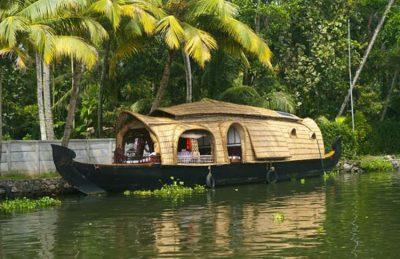kerala backwaters allepey houseboat tour