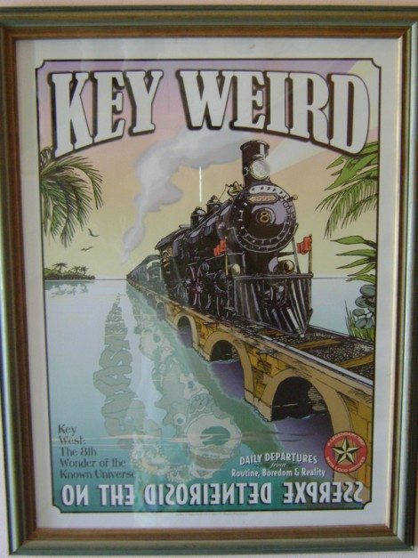 Poster of Key West Weirdos