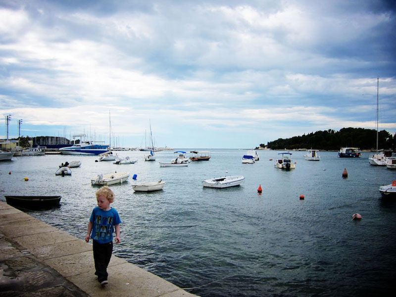kids inspiring mom travel croatia