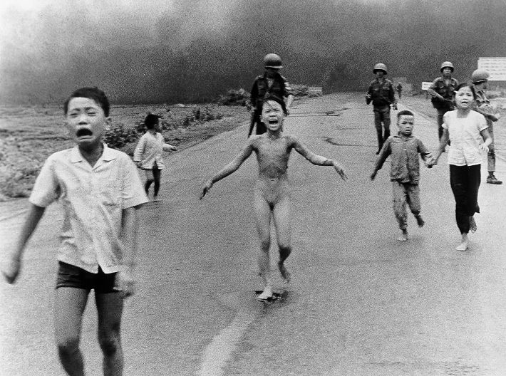 kim phuc Vietnam war