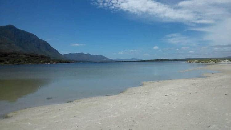hermanus lagoon cape town