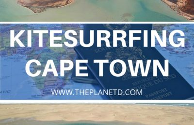 kite surfing in cape town the ultimate guide