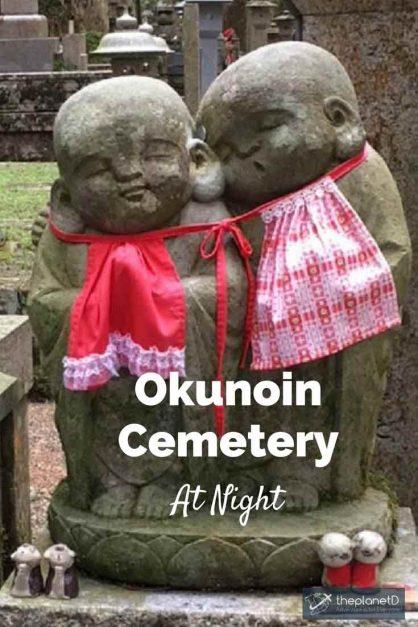 Okunoin Cemetery at Koyasan Japan
