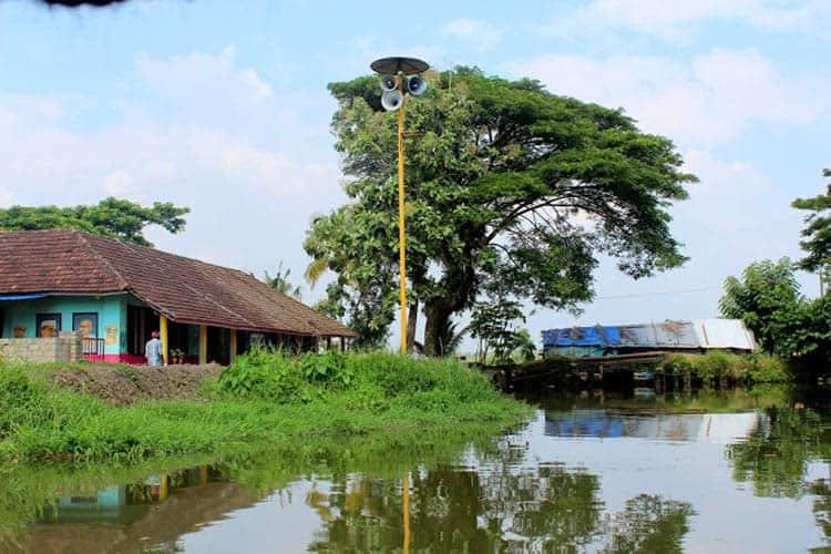 boathouse kerala