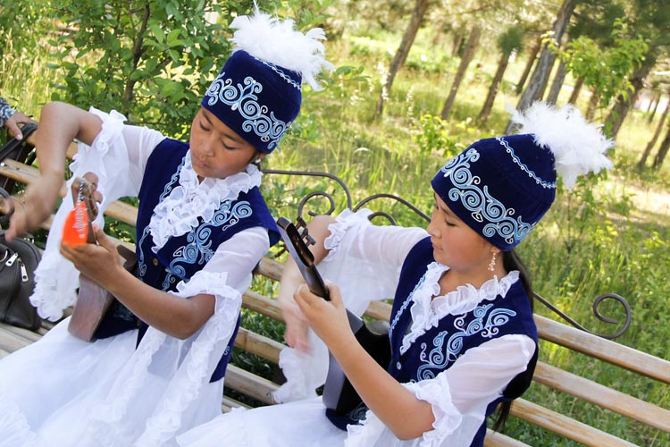 travel to Kyrgyzstan   music
