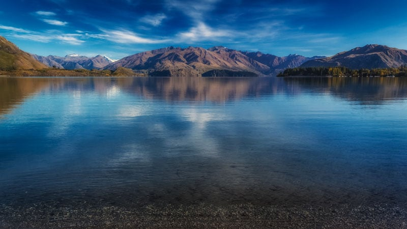 what to see in new zealand lake wanaka