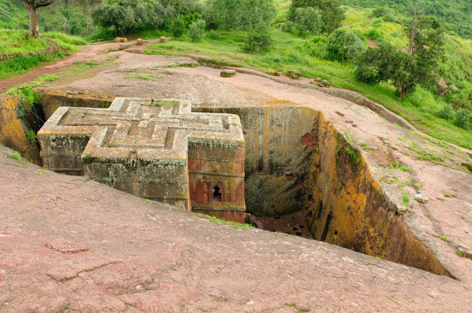 historical places in africa | lalibela ethiopia