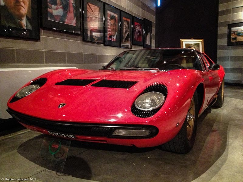 lamborghini museum with fabio lamborhini tour featured image