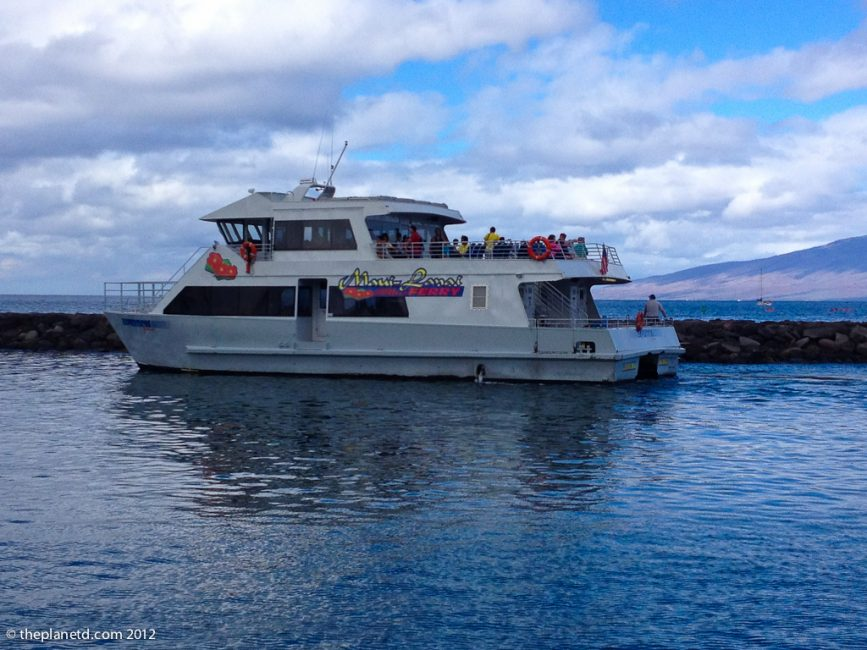 island ferry hawaii