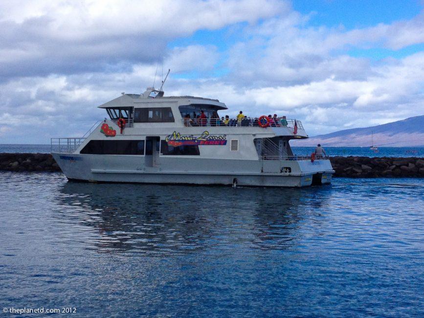island ferry hawaii