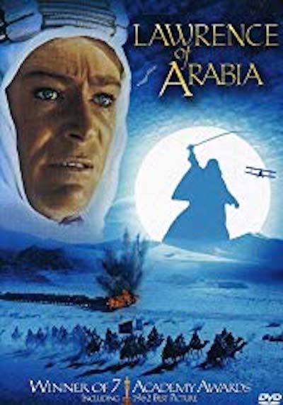 adventure movies lawrence of arabia